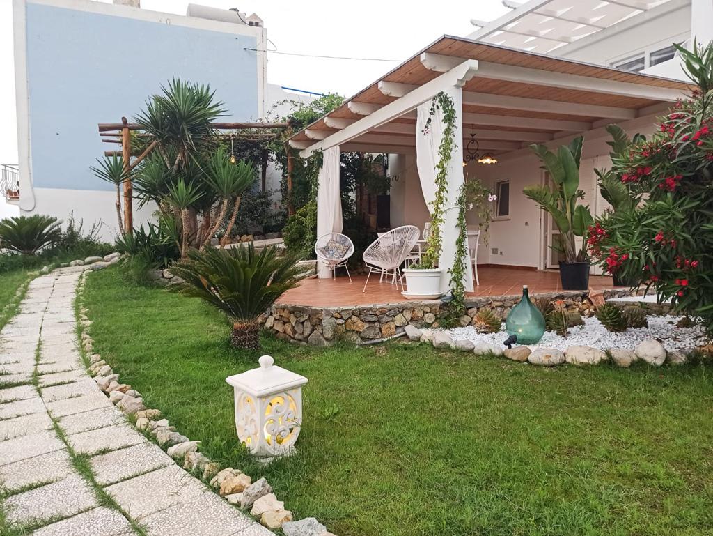 terrazzo privato appartamenti bnb ponza